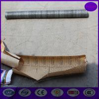 Wholesale Galvanized Chicken Wire mesh roll  for animals housing from china suppliers