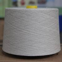 Wholesale Weaving and Knitting Cotton Linen Blend Yarn on Plastic Core 20Ne from china suppliers
