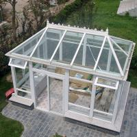 Wholesale tempered glass house from china suppliers