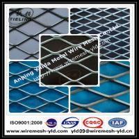 Wholesale Stainless steel Diamond Expanded Metal from china suppliers