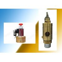 Quality Brass Pipe Network System Container Valve of Nitrogen Driving Cylinder for sale