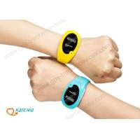 Wholesale Real Time Monitor Kids GPS Tracking Watch , Child Safety Tracking Devices from china suppliers