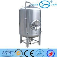 Wholesale 100 - 30000L Stainless Steel Fermenter Inox Beer Fermenting Vessel from china suppliers