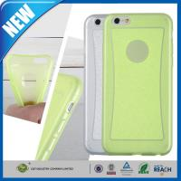 Wholesale Glitter Jelly Non Slip Heat Resistant iPhone 6 Protective Cases And Covers from china suppliers