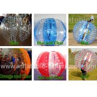 Wholesale Football Playing Inflatable Bumper Ball 5 Foot Diameter For Family / Business Hire from china suppliers