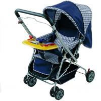 Wholesale Aluminium Umbrella Baby Jogging Strollers with Reversible handle from china suppliers