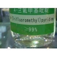 Wholesale CAS No. 118078-66-3 Pesticide Intermediates 2 Fluoro 4 Trifluoromethyl Pyridine from china suppliers