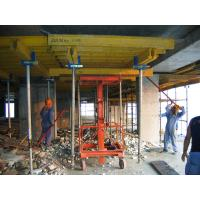 Wholesale Shifting Trolley Slab Formwork System for Transporting Table Formwork from china suppliers