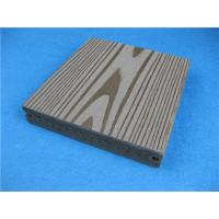 Wholesale Watertight And Etch-proof WPC Timber Flooring Decking With Wood Look from china suppliers