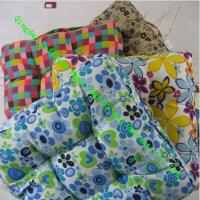 Wholesale Indoor Dining Chair Cushions , Memory Foam Kitchen Chair Pads With Ties from china suppliers