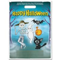 Wholesale Fiesta Plastic Bag, flexi loop handle, die cut handle, string bag, Jewelry, HALLOWEEN BAGS from china suppliers