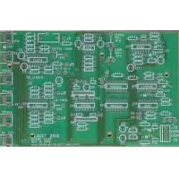 Wholesale Green solder white silkscreen double side PCB - double layer PCB FR4 1 oz Copper from china suppliers