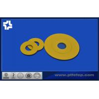 Buy cheap Pure Ptfe Teflon Gasket , Heat Resistant Ptfe Teflon Flat Washer from wholesalers