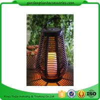 Wholesale Decorative Solar Garden Lights , Vase Shaped Solar Lights For Outside from china suppliers