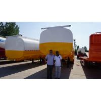 Wholesale durable quality CIMC tri axle hot sale diesel tank trailer for sale from china suppliers