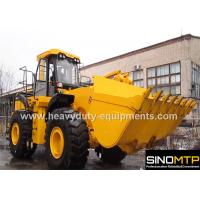 Wholesale XGMA XG982H wheel loader with 3.5-4.4m³ bucket , 8000kg loading capacity, ZF gearbox from china suppliers