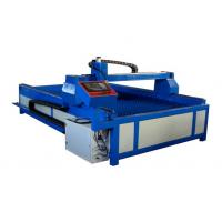 Buy cheap 1500 * 3000MM Table CNC Plasma Cutter Bilateral Drive Power-off Memory Function from wholesalers
