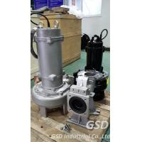 Wholesale Stainless Steel Submersible Sewage Pumps , Waste Water Lifting Electrical Submersible Pumps from china suppliers