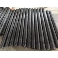 Wholesale black fiberglass solar screens from china suppliers