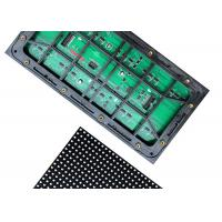 Quality IP65 Fixed LED Advertising Display SMD3535 With Back Doors , Short Lead Time for sale