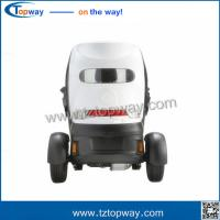 Quality 72v 50AH battery 3 wheel tricycle electric car for passenger with seat for sale