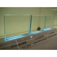 Wholesale High grade 3-19mm Ultra clear low iron glass panel with multifunction from china suppliers