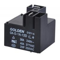 Quality RoHS Approval General Purpose 40A 12 Volt Relay for Welder Machines / UPS Power for sale