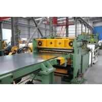 Wholesale 400 Mm - 2000 Mm Width Cut To Length Line Machine With Hydraulic Control from china suppliers