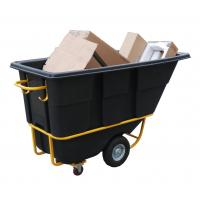 Buy cheap SCC Plastic hand trucks tilt carts, tilt trucks from wholesalers