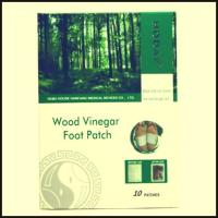 Wholesale Wooden Vinegar Detox foot patch ( chinakason@qq.com) from china suppliers