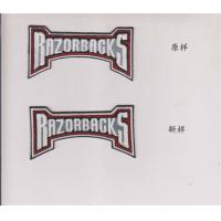 Wholesale Razorbacks Embroidered Iron On Patch from china suppliers