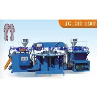 Wholesale Horizontal Footwear Sole Making Machine For Two Color Sole 24 Stations from china suppliers