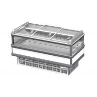 Wholesale Commercial Combination Chest Freezer  276 Litre to 580 Litre , For Supermarket Built In Compressor from china suppliers