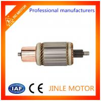 Wholesale 24V Mitsubishi Starter Motor Armature For Metabo Rotor  M2T64172 , M2T64271 from china suppliers