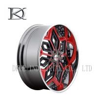Wholesale 7.5 X 18 Inch Car Racing Wheels Rims Lightweight Welded With 5 Hole from china suppliers