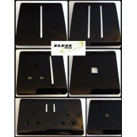 Wholesale 3 Gang 2 Way plate Switch ,british standard from china suppliers