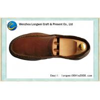 Wholesale Leather Shoes Mens Shoe Stretchers , Shoe Trees Twin Metal Tubes from china suppliers