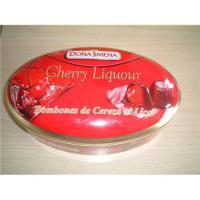 Buy cheap Chocolate tin from wholesalers