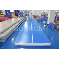 Wholesale Tumble Track Inflatable Air Mat , Gymnastics Air Track For Physical Training With CE Approved from china suppliers