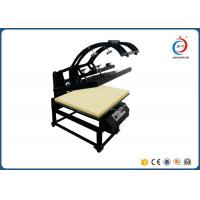 Buy cheap Large Format Soccer Jersey Sublimation Heat Press Machine For Textile from wholesalers