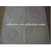 Wholesale Glass fiber reinforced gypsum ceiling tiles from china suppliers