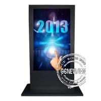 Wholesale 55 Inch Touch Screen Kiosk Monitor with 1920x 1080 Resolution from china suppliers