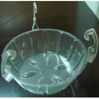 Wholesale PET Eco Friendly Plant Pot Saucers With Clear Hanging Saucers from china suppliers