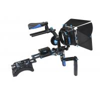 Wholesale Pro BMCC Shoulder rig With Matte Box Follow Focus from china suppliers
