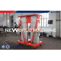 Wholesale Double Mast Aluminum Alloy Hydraulic Vertical Platform Lift Superior from china suppliers