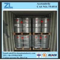 Wholesale Acetonitrile China origin from china suppliers
