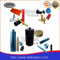 Wholesale 6.5-350mm Diamond Core Drill Bits With Metal Bond  Materials Johnson Tools from china suppliers