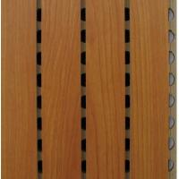 Buy cheap Wooden acoustic panel wall acoustic panel cinema soundproof material from wholesalers