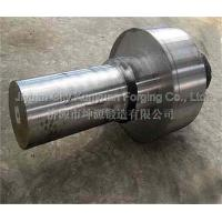 Wholesale 42CrMo4 OD702 x350 x1500mm Threaded Metal Hardened Forged Steel Shaft For Ship Building Industry from china suppliers