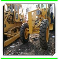 Wholesale 12G Used motor grader caterpillar america second hand grader for sale ethiopia Addis Ababa angola from china suppliers